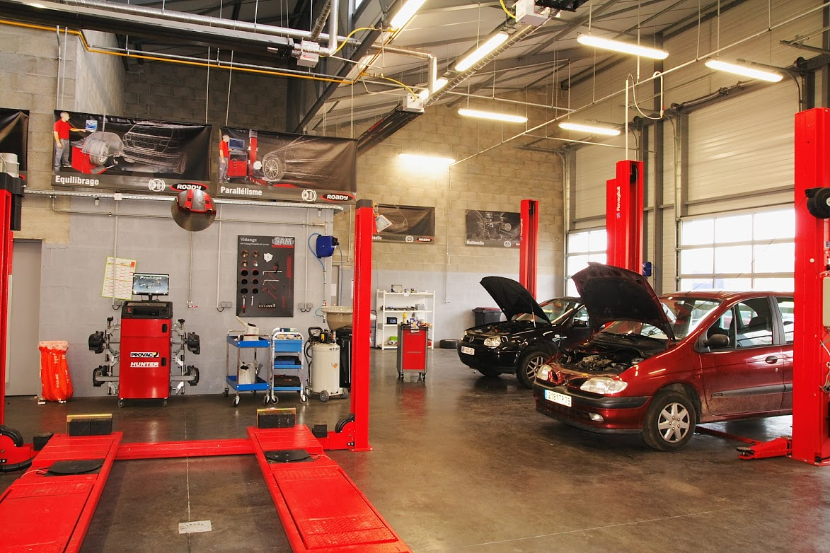 Photo Centre Auto Roady Niort